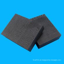 Folha plástica composta acrílica do ABS