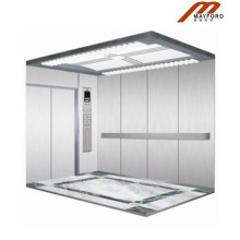 Окрашенные Простыня Лифт с мраморным полом