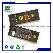 Quad Seal Snack Food Bag