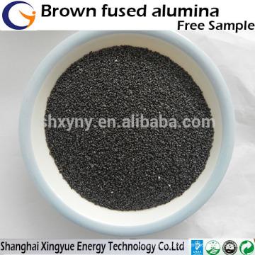 Alumínio fundido / calcinado refractário de alumínio / alumínio fundido / primeiro grau / primeiro / segundo / terceiro grau / corindo marrom