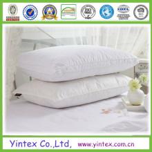Wonderful Life Down Pillow Almohada de ganso blanco