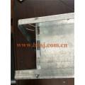 Diffuseur d'air Rouleau de cadre formant machine d'opération de fabrication
