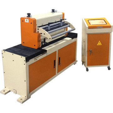 Zigzag Servo Feed Circle Blanking Machine