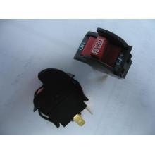 Rocker Switch, Capacitor, Bridge Rectifier