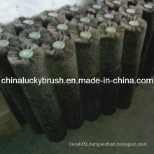 Horse Hair Brush for Shoe Polishing Machinery (YY-215)