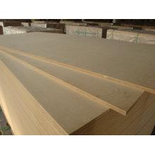Tablero llano del MDF Tamaño grande para el mercado de Irán (1830 * 3660 * 16m m)
