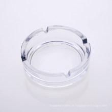 10.5 Cm Dia-Großhandelskristall-heißer verkaufender Aschenbecher
