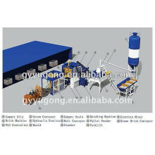 Venez ici! QT10-15 machine de fabrication de briques / blocs à prix compétitif