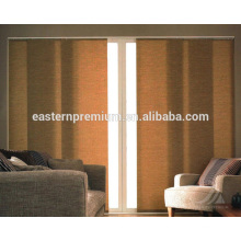 Factory price hotel motorized Panel Track Blind