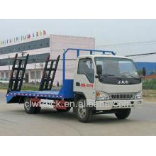 JAC flat bed truck,4x2 JAC truck