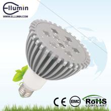 bombilla de repuesto led 9w alta potencia interior luz