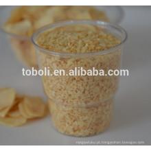 Grânulos de alho desidratados