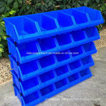 Warehouse Stackable Plastic Small Parts Storage Container