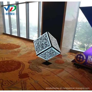 Cubo de Rubik para interior