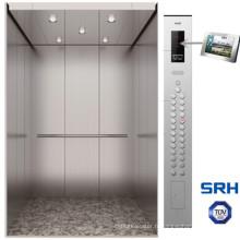 Système de contrôle de Srh Vvvf Petit ascenseur de pièce de machine