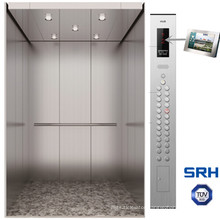 Srh Vvvf Control System Small Machine Room Elevator