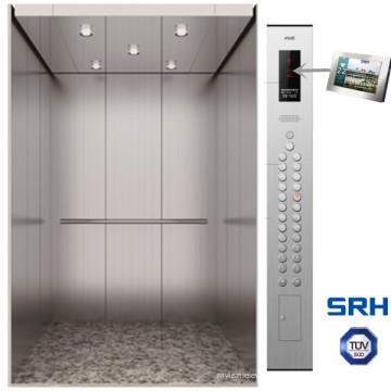 Sistema de control Srh Vvvf Elevador de sala de máquinas pequeñas