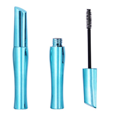 Oblique Vase Shaped Mascara Tube Empty