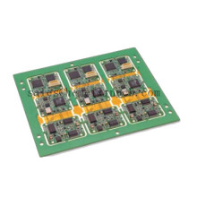 Prototyp Rigid Flex Circuits-montering