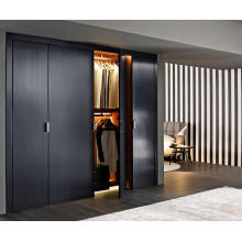 Klassik Weiß 3 Türen Kleiderschrank