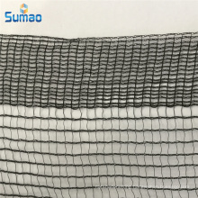 Transparent HDPE mono wire anti hail net with UV resistant to protect apple tree produced by Sumao Machine