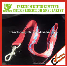 OEM Custom Printed Polyester Lanyards