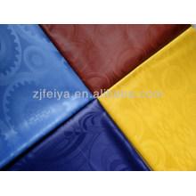 Нигерии Африканский одежды ткани полиэфира жаккарда Базен riche Гвинея brocade 10 ярдов/мешок дамасской