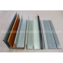 Barra de ángulo igual de acero laminado en caliente / Ángulo de acero