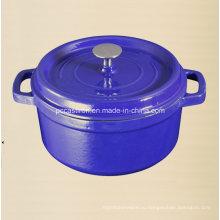 2.5L Эмаль Чугунная Голландская Духовка Производитель Dia 20cm
