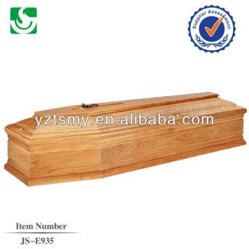 Zamak Cruz simples de caixão larício