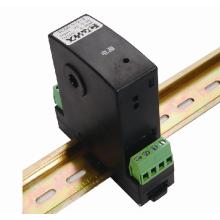 ac current transducer din rail current transmitter