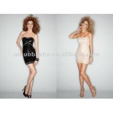 Нью-Йорк-2366 за все пайетки с бисером пышное платье