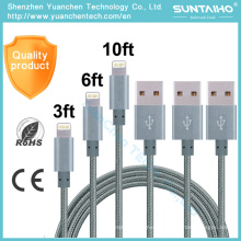 Wholesale Fast Charging Sync Data USB Cable for iPhone6 6s