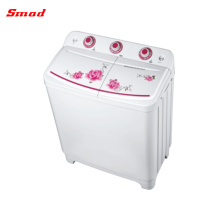 6kg Wash Capacity Household Portable Top Loading Twin Tub Washing Machine With 4 Types