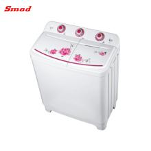 Lavadora superior portátil de la tina del cargamento del hogar de la capacidad del lavado 6kg con 4 tipos
