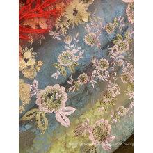 Вышивка Белый кружево ручной работы для свадебное платье 22
