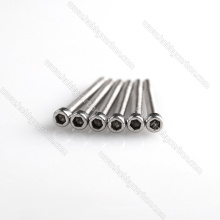 best sell stinless steel socket hex head anycolor