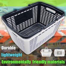 Umweltfreundlicher PP-Kunststoffgriff-Einkaufskorb