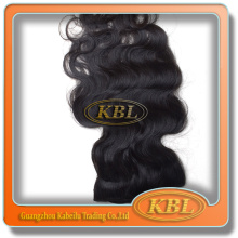 High quality,no chemical process plastic hair clips hair extensions