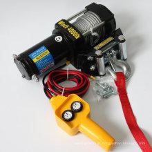 CE aprovado 4000LB SUV / Jeep / caminhão 4WD guincho / guincho elétrico / guincho de automóvel / guincho elétrico do caminhão