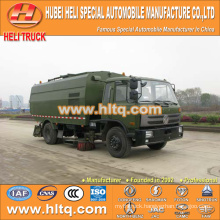DONGFENG 4x2 street sweeper truck cheap price good quality hot sale for sale