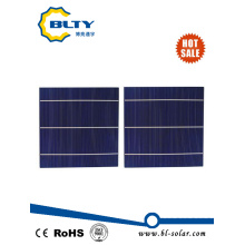 156X156 High Efficiency A Grade Poly Mono Solar Cell