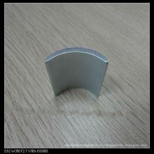 Заказной N52 высококачественного неодимовый магнит для электродвигателей