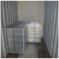 Revêtement de sol en tôle d'acier galvanisé