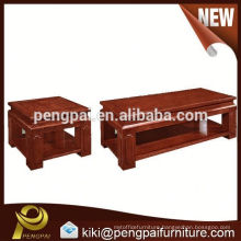office furniture China supplier antique wooden coffee table