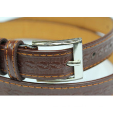 High quality genuine leather belts for kids child belts