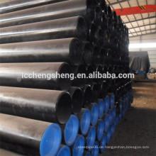 Schwarzes Kohlenstoffstahlrohr / Rohr von Chengsheng