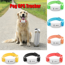 7 Farbe verfügbar GPS Haustier Tracker für Katze Hund Kamel