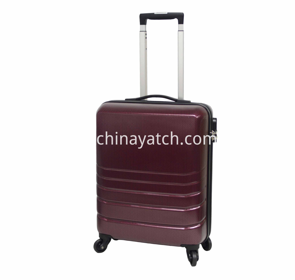 alloy trolley luggage