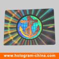 Farbe veränderbare 3D Laser Hologramm Sicherheit Anti Counterfeiting Label